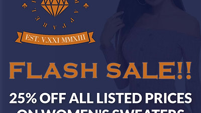 FLASH SALE 2