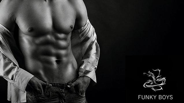 Striperi Romania | Funky Boys Striptease Masculin Show - Striperi Evenimente Petreceri Burlacite | Majorat | Aniversare