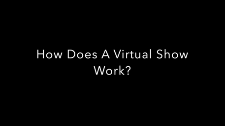 What is a Virtual Magic Show & How Does This Work?