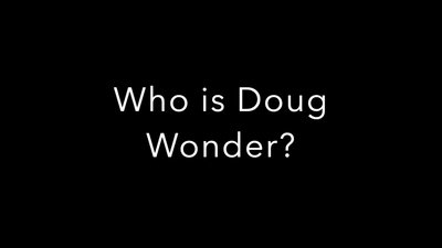 Who is Doug Wonder