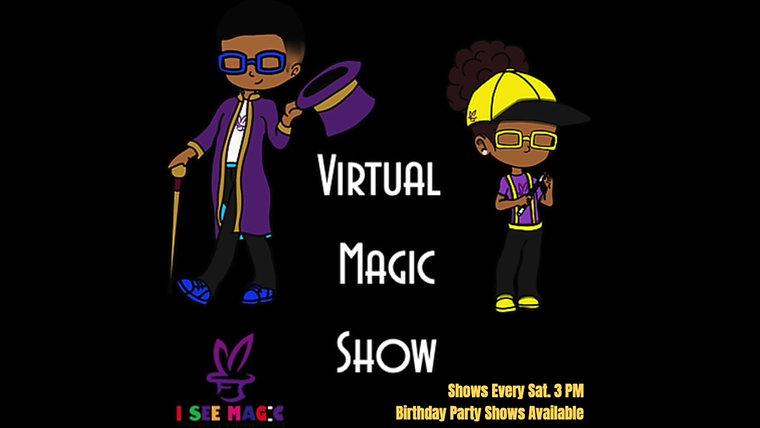 Live! Virtual Magic Show