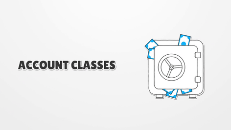 SwitchBIT Account Classes