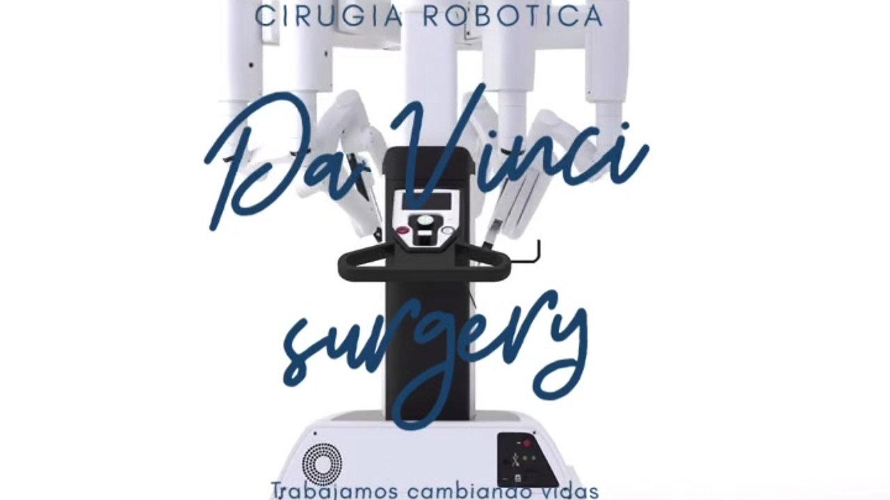 Canal de videos de Cirugia Robotica