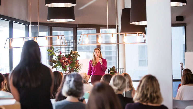 Book Emily Page To Speak At Your Event