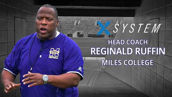 Real Talk from Real Coaches - Reginald Ruffin, Miles College
