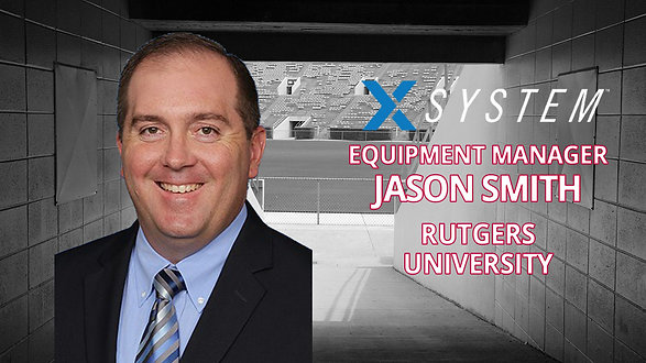 X-System Testimonial - Rutgers University - Asst. Dir. of Football Ops - Jason Smith