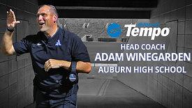 Real Talk from Real Coaches - Adam Winegarden, Auburn High School