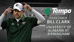 University of Alabama at Birmingham Practices with Tempo by CoachComm