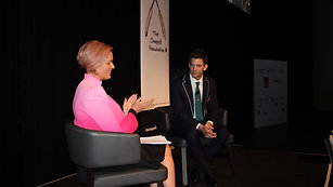 Tim Paine interview at our Fourth Annual Dinner
