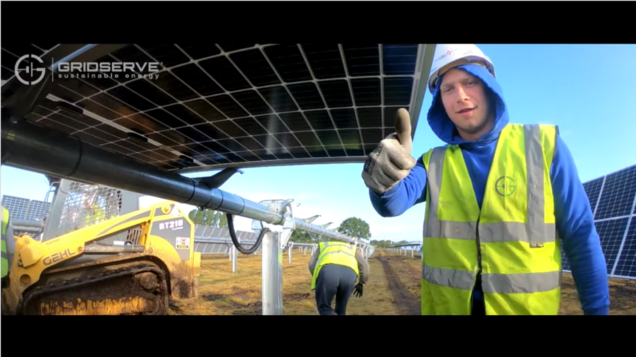 Introducing the UK's most advanced hybrid solar farm