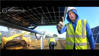 Introducing the UK's most advanced hybrid solar farm