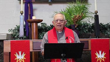 April 5: Palm Sunday Service
