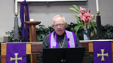 April 1: Midweek Lenten Service