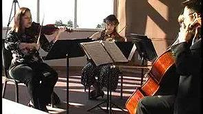 Brandenburg Concerto #3 - String Quartet