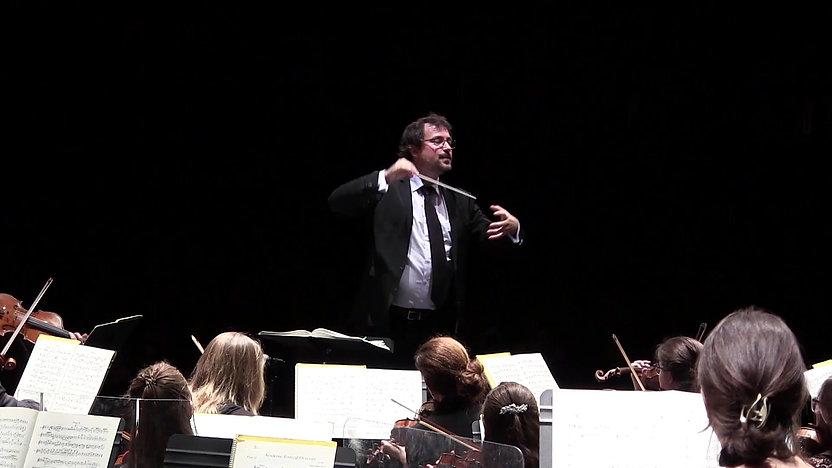 Brahms - 3e symphonie - 3e mouvement (extrait)