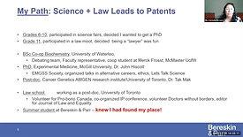 Dr. Carmela De Luca, Bereskin and Parr Montreal