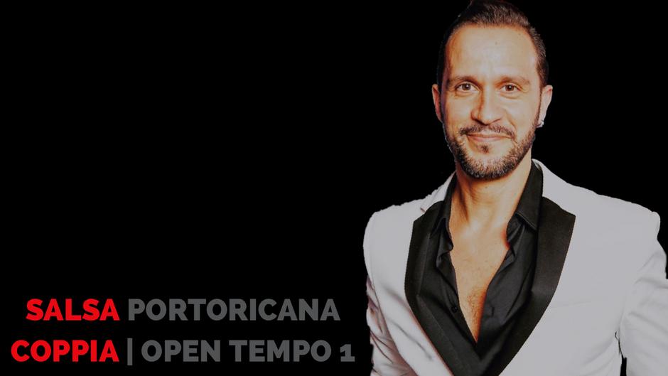Salsa Coppia Portoricana | Open Tempo 1