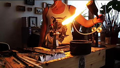 Recyclage Bouteille de verre l'Assoiffée