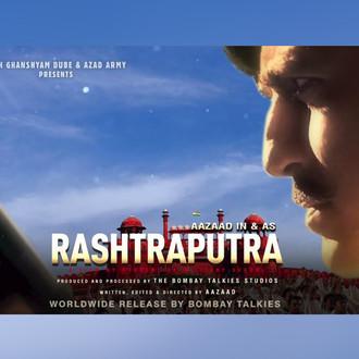 Rashtraputra Motion Poster | Latest Bollywood Movie 2018 | Aazaad | The  Bombay Talkies Studios
