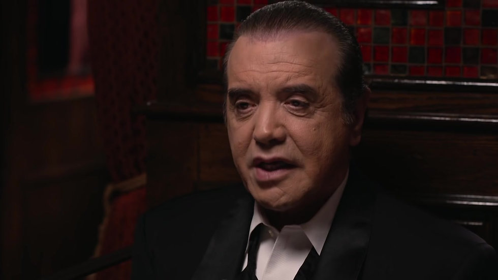 BiVi Moments with Chazz Palminteri - The Understudy