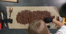 Шоколадная кора