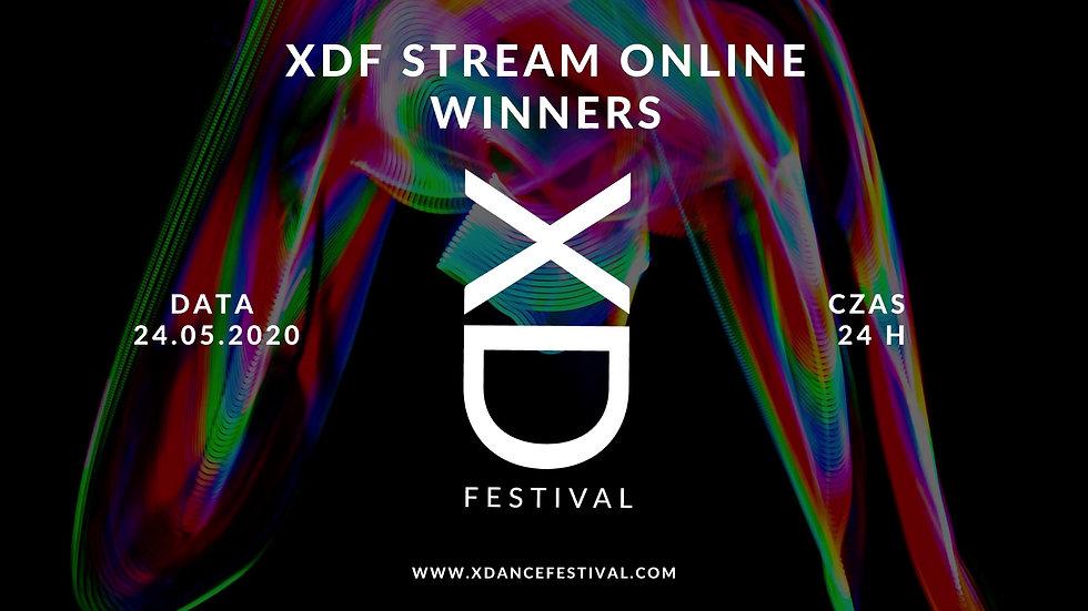 XDF STREAM ONLINE - FINALIŚCI