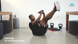 Resistance/Weighted Crunches