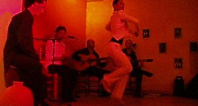 Danse flamenco por tientos 2