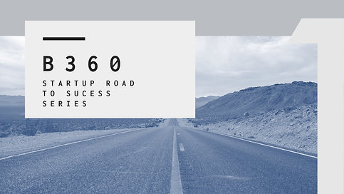 Startup Road To Success Volume 1