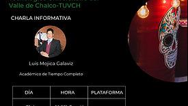 Charla informativa TUVCH: Muévete con Educación Tecnológica