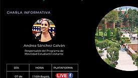 Charla informativa: IBERO CDMX y México en la piel