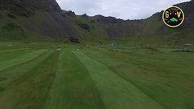 Fyrsta hola hjá Golfklúbbi Vestmannaeyja