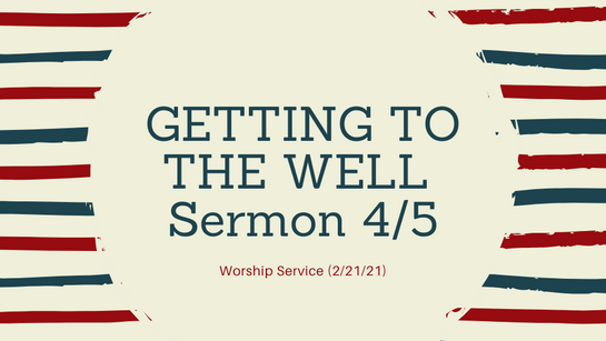 Worship Service (2/21/21)