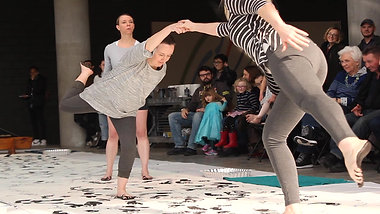 STEPS performed by Full Circle Dance Company