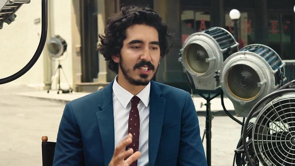 Dev Patel - Interview 2