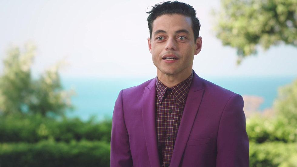 720 Rami Malek - Interview