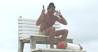 The Blind Lifeguard
