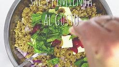 Ensalada de Quinoa  - Greensty