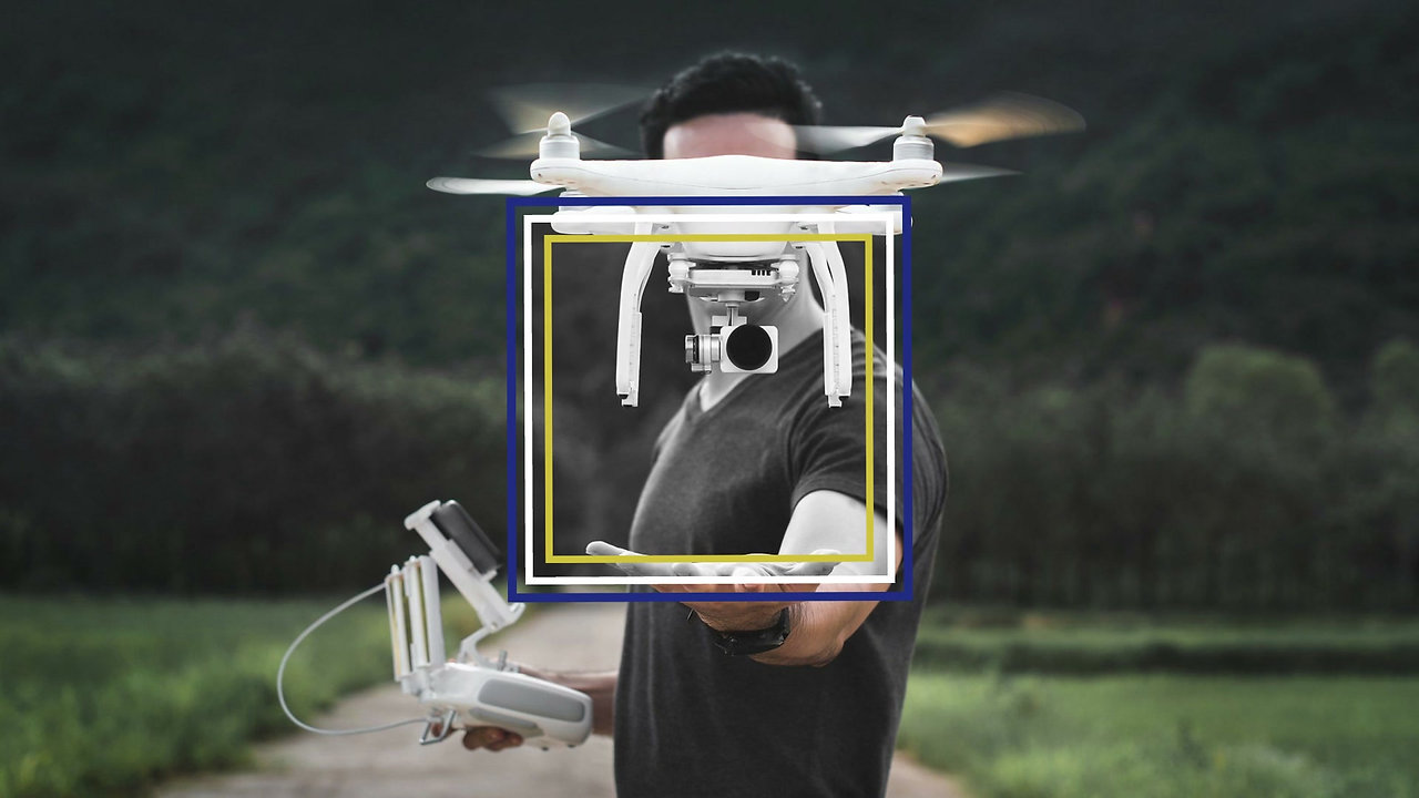 Drone for IOT solutions