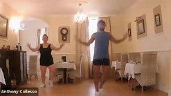 CLUB ANTHEMS Dansation Class plus FREE 10 min Back & Booty Burner