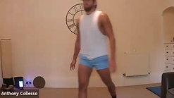 Full Body Fat Burning HIIT Style Workout plus Upper Body Burner