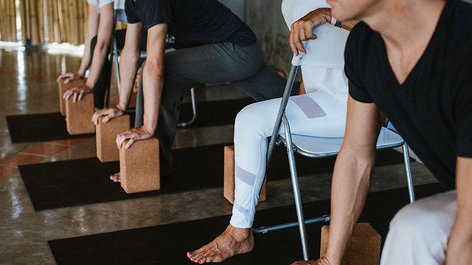 Intro 'Anti-Stress Yoga'
