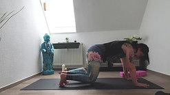 Happy Hips - Yoga für entspannte Hüften