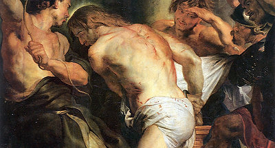 Day Two: The Scourging at the Pillar
