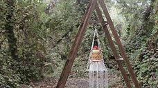 Fall Forest Wedding