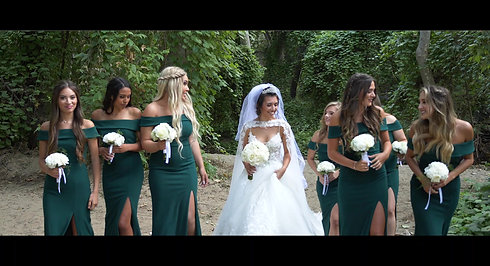 Luna Bella Ranch Wedding