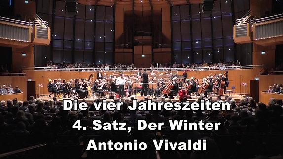 Der Winter - 4. Satz, Die 4 Jahreszeiten