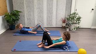 Kid's Pilates 1