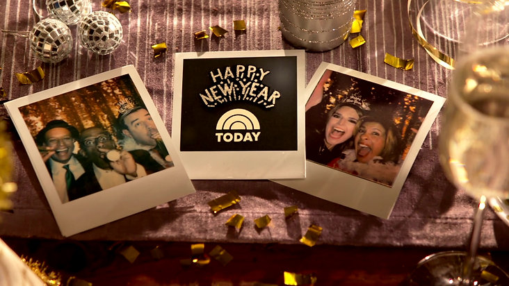 "NBC & Zoomari Films: ""Today Show New Year's"" (Promo :05)"