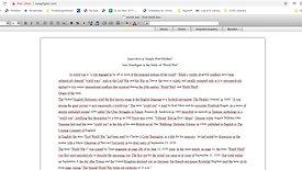 Verktøy for skriving av essay